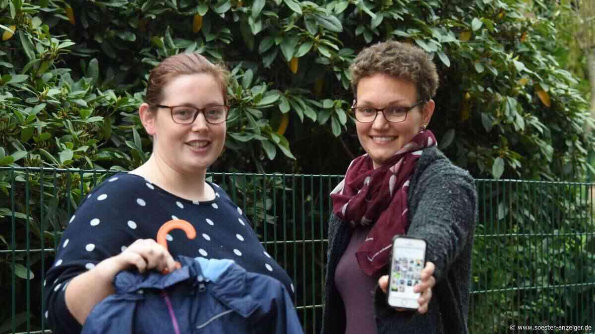 Zwei Mütter gründen Kinderkleidermarkt via WhatsApp für die Gemeinde Ense - soester-anzeiger.de