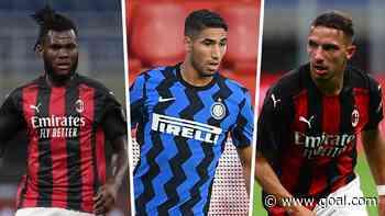 Hakimi vs Bennacer & Kessie: A Milan Derby like no other