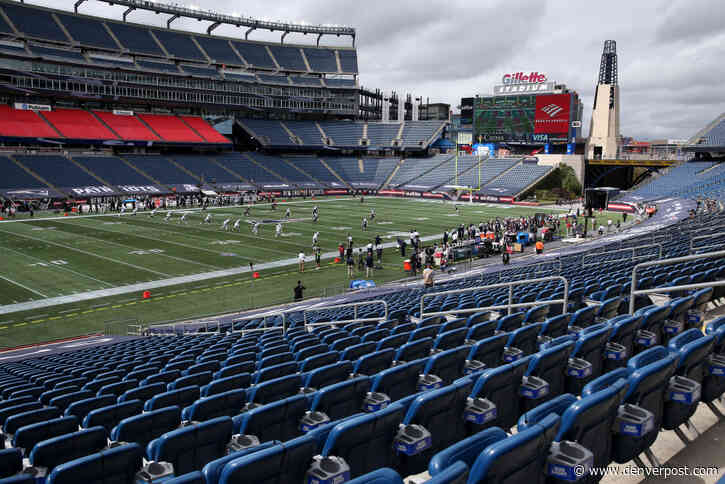 Patriots cancel practice after another positive COVID-19 test ahead of Broncos game, AP source says