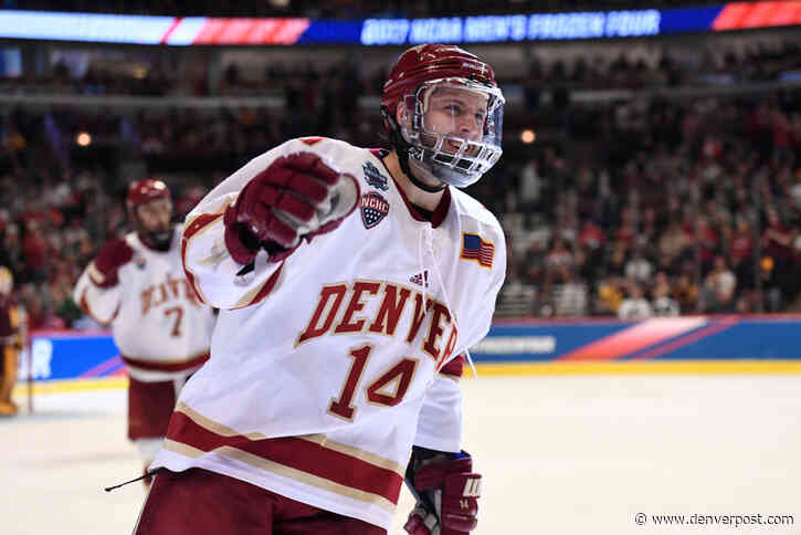 NCHC unveils return-to-play plans, with DU and CC in West Division