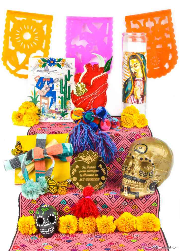 Make your own Dia de los Muertos ofrenda with help from Denver artists