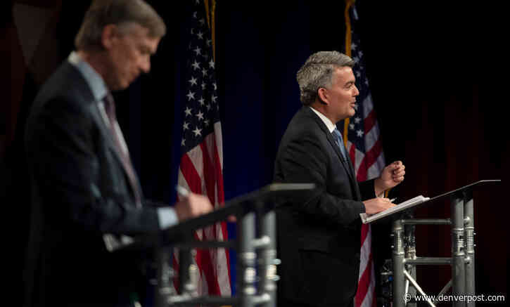 With Gardner trailing Hickenlooper, national GOP groups scale back spending in Colorado