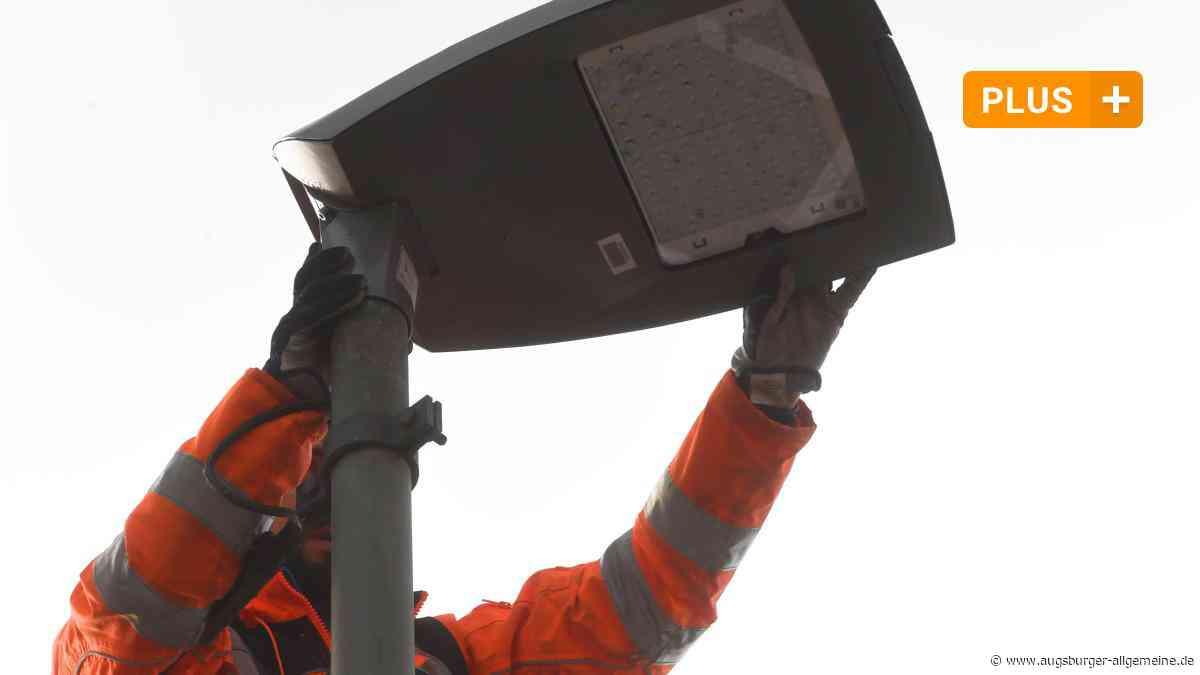 Gablingen bekommt mehr LED-Lampen – und will so Geld einsparen - Augsburger Allgemeine