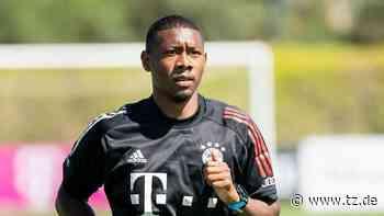 David Alaba: Blitz-Abschied vom FC Bayern München? Plötzlicher Transfer-Wirbel - tz.de