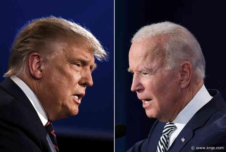 Topics selected for next Trump-Biden presidential debate