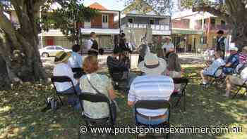 Raymond Terrace and District Historical Society's live outdoor show a success - Port Stephens Examiner