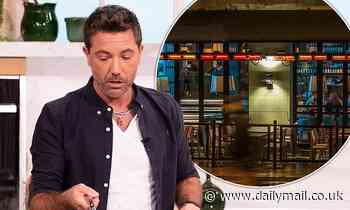 Gino D'Acampo's restaurant chain is 'bailed out by Iceland after posting losses of £3m'