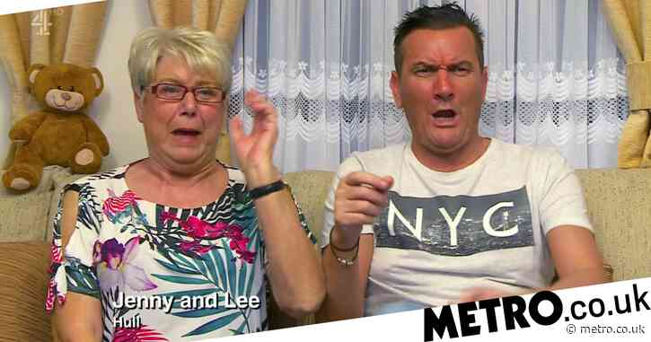Do Lee and Jenny from Gogglebox live in a caravan and what does Lee work as?