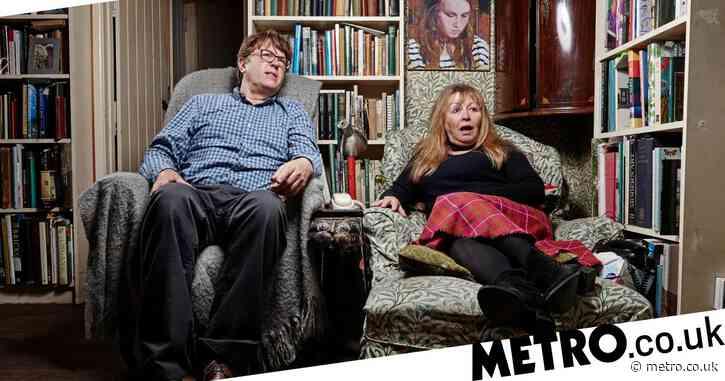 Do Gogglebox's Giles and Mary on Gogglebox know Boris Johnson?