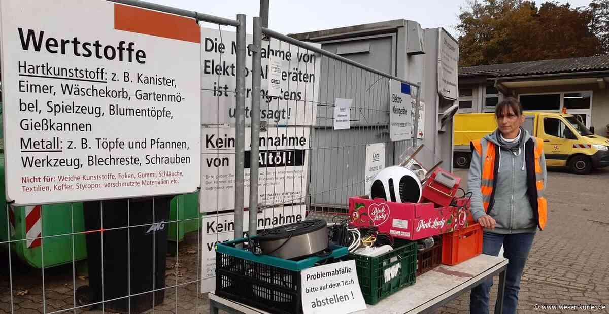 Bauhof fährt wieder hoch - WESER-KURIER