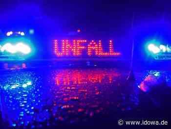Unfall auf A93 bei Regenstauf: 40-Jähriger kracht mit über zwei Promille in Leitplanke - idowa