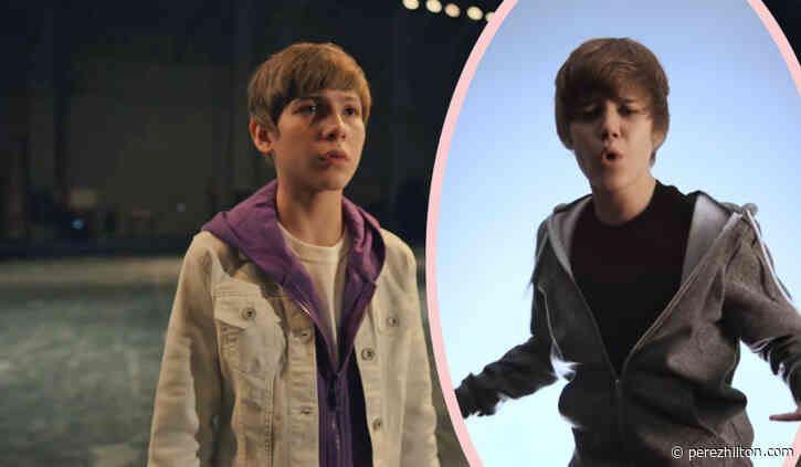 Jacob Tremblay Brings Back Young Justin Bieber In Powerful New Video For Lonely!
