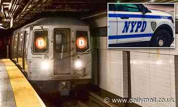 'Trampled' woman found dead on New York subway as crime spikes