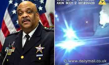 Ex Chicago PD chief Eddie Johnson had TEN drinks before he was found asleep at the wheel