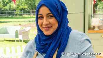 Bake Off contestant Sura addresses collision that sent rival's cakes flying