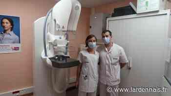 Davantage de créneaux pour la mammographie à l'hôpital de Rethel - L'Ardennais
