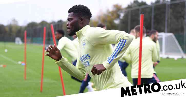 Danny Murphy hails Eddie Nketiah as a future Arsenal 'icon' and rates Thomas Partey transfer