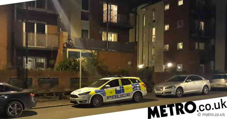 Man, 51, charged with attempted murder after policeman stabbed repeatedly