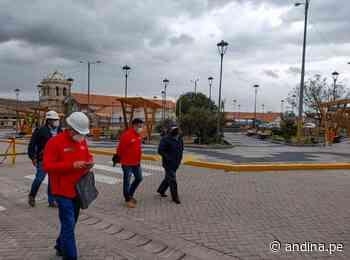 Puno: culminan obras de infraestructura turística en distrito de Atuncolla - Agencia Andina