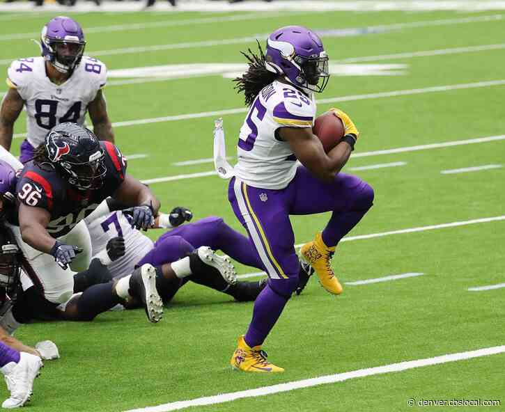 Fantasy Football Start Or Sit Week 6: With Dalvin Cook Likely Out, Alexander Mattison A Must Start