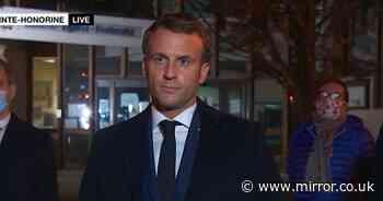 Macron says teacher beheaded outside school was victim of Islamic terror attack