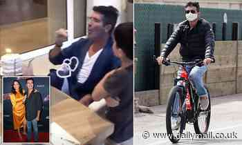 ALISON BOSHOFF on Simon Cowell's recovering from a bicycle crash