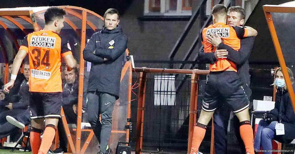 Jong PSV krijgt er vijf tegen aan De Dijk, Excelsior pakt eerste thuispunten