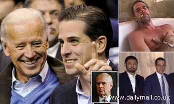 As GUY ADAMS uncovers his links to a suspect regime just how much damage can Hunter Biden cause?