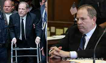 Harvey Weinstein's lawyers say  he is broke and will die in prison if he is not released