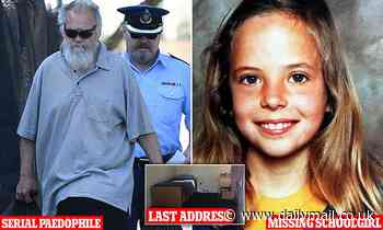Freed paedophile killer Michael Guider secretly living in suburbs
