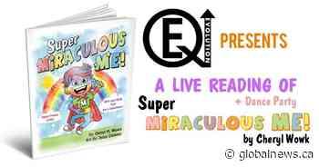 Super Miraculous Me Virtual Book Launch!