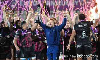 Bristol sweep Toulon aside to clinch their first European Challenge Cup title