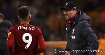 Klopp rejects Firmino problem despite moments Liverpool 'don't like'
