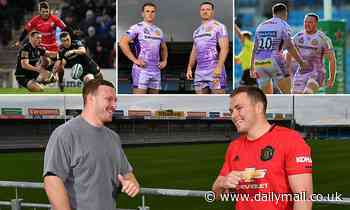 Will Exeter's smashing Simmonds siblings Sam and Joe be Kings of Europe?