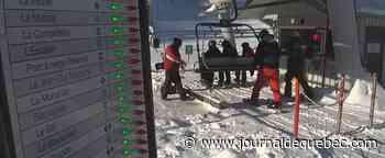 Il y aura du ski: soulagement sur la Côte-Nord
