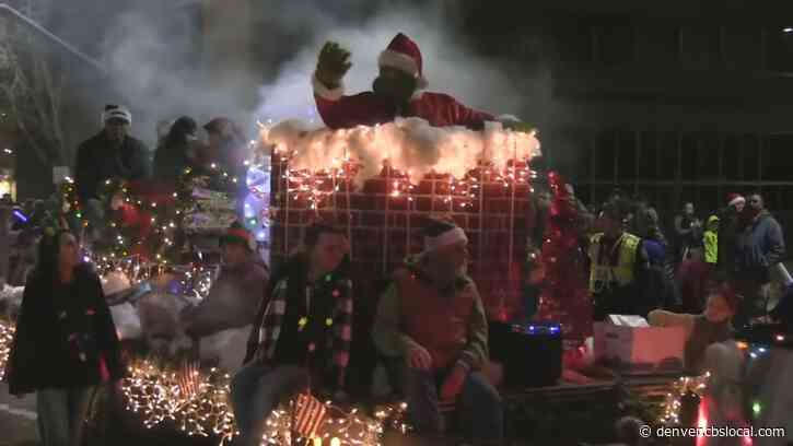 Greeley Cancels Lights The Night Parade, Plans Drive-Thru 'Holiday Lane' Instead