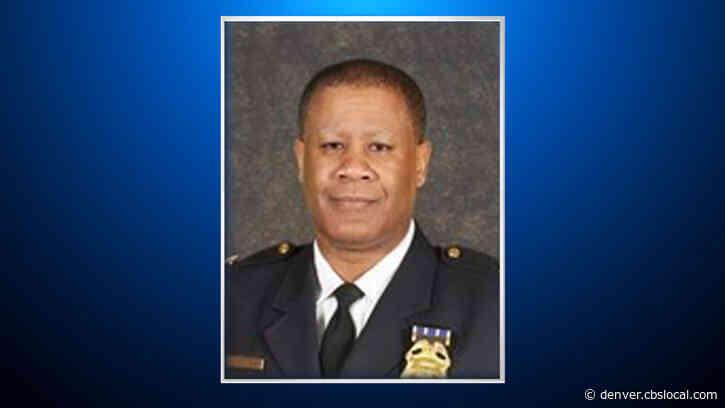 Meet Thornton's New Chief Of Police Terrence Gordon