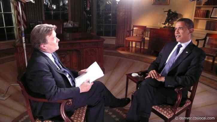 'He Developed From An Unlikely Presidential Candidate To A World Leader': Steve Kroft On 'Barack Obama: The 60 Minutes Interviews' Audiobook