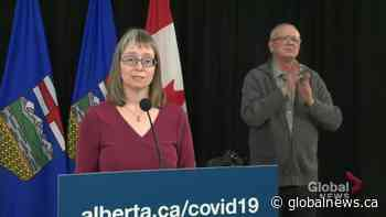 Calgary added to COVID-19 watch list, Edmonton numbers still concerning: Hinshaw