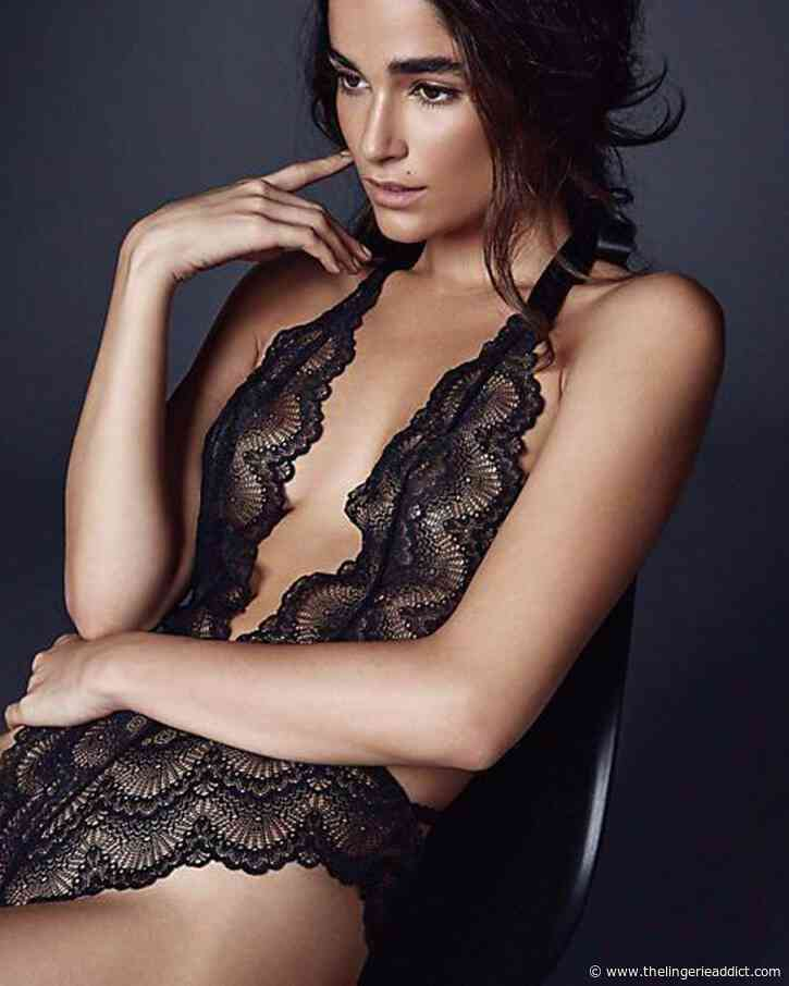 Why Is This Lingerie Lace Everywhere?