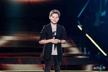 """Timéo Béasse de Craon sur The Voice kids de TF1 : """"C'était une aventure exceptionnelle !"""" - actu.fr"""