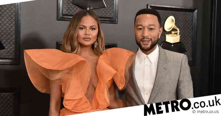 Chrissy Teigen shares first social media post since announcing tragic miscarriage
