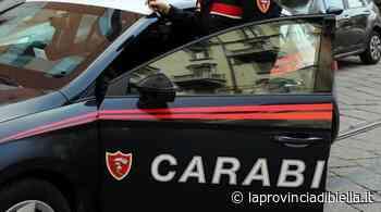 Si ribalta con la propria auto a Mottalciata - La Provincia di Biella