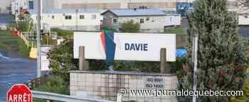 Éclosion de COVID-19 au chantier naval Davie