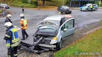 Netphen: Zwei Verletzte nach Unfall auf Marburger Straße - WP News