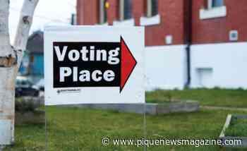Advance voting begins in Whistler this week - Pique Newsmagazine