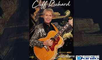 WIN a 2021 Sir Cliff Richard calendar - Express
