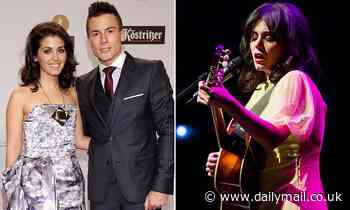 Katie Melua says she regrets naive love songs of her early years