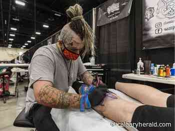 'We have to start somewhere': Tattoo festival gets green light from health authorities - Calgary Herald