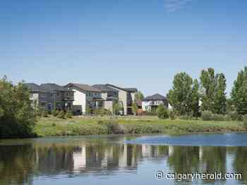 September sees strong housing resale growth in Airdrie, Cochrane and Okotoks - Calgary Herald